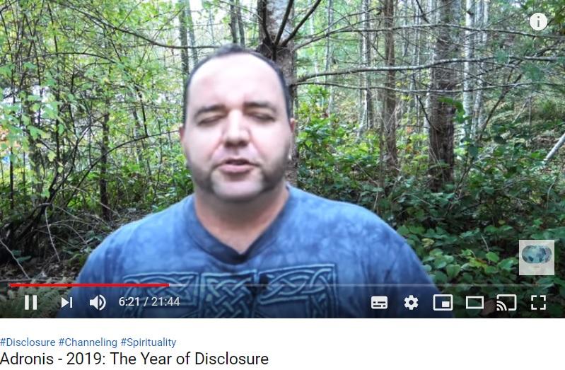 アドロニス 2019年 開示の年の動画画面