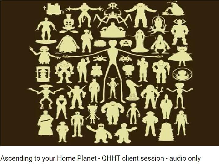 アリソン・コー氏の動画 Ascending to your Home Planet