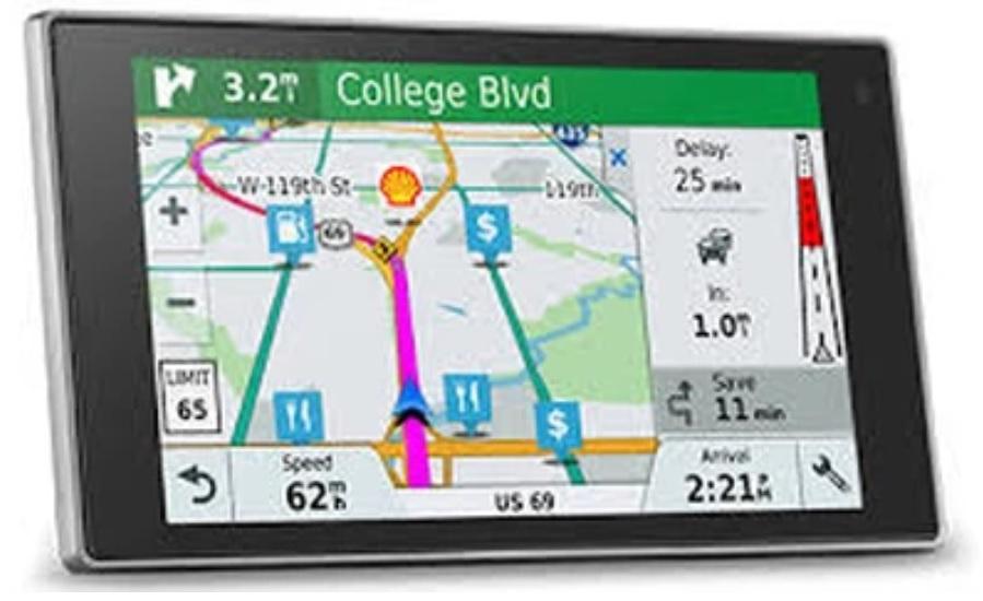 GPS カーナビ