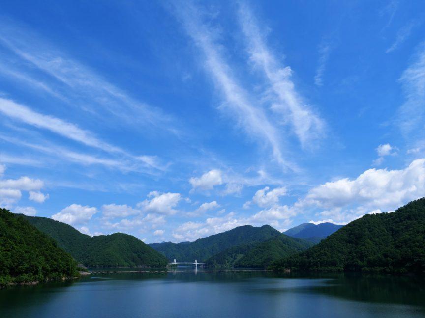 岐阜県 徳山ダム