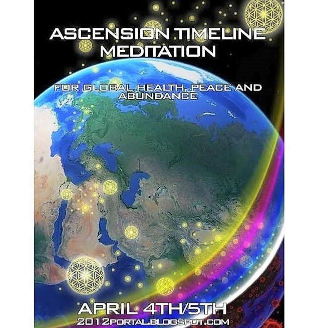 世界同時瞑想の呼びかけ