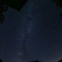 南富良野の星空