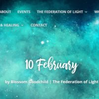 Blossom Goodchild | The Federation of Light