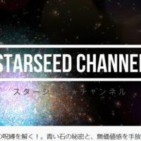 スターシード・チャネルの画面