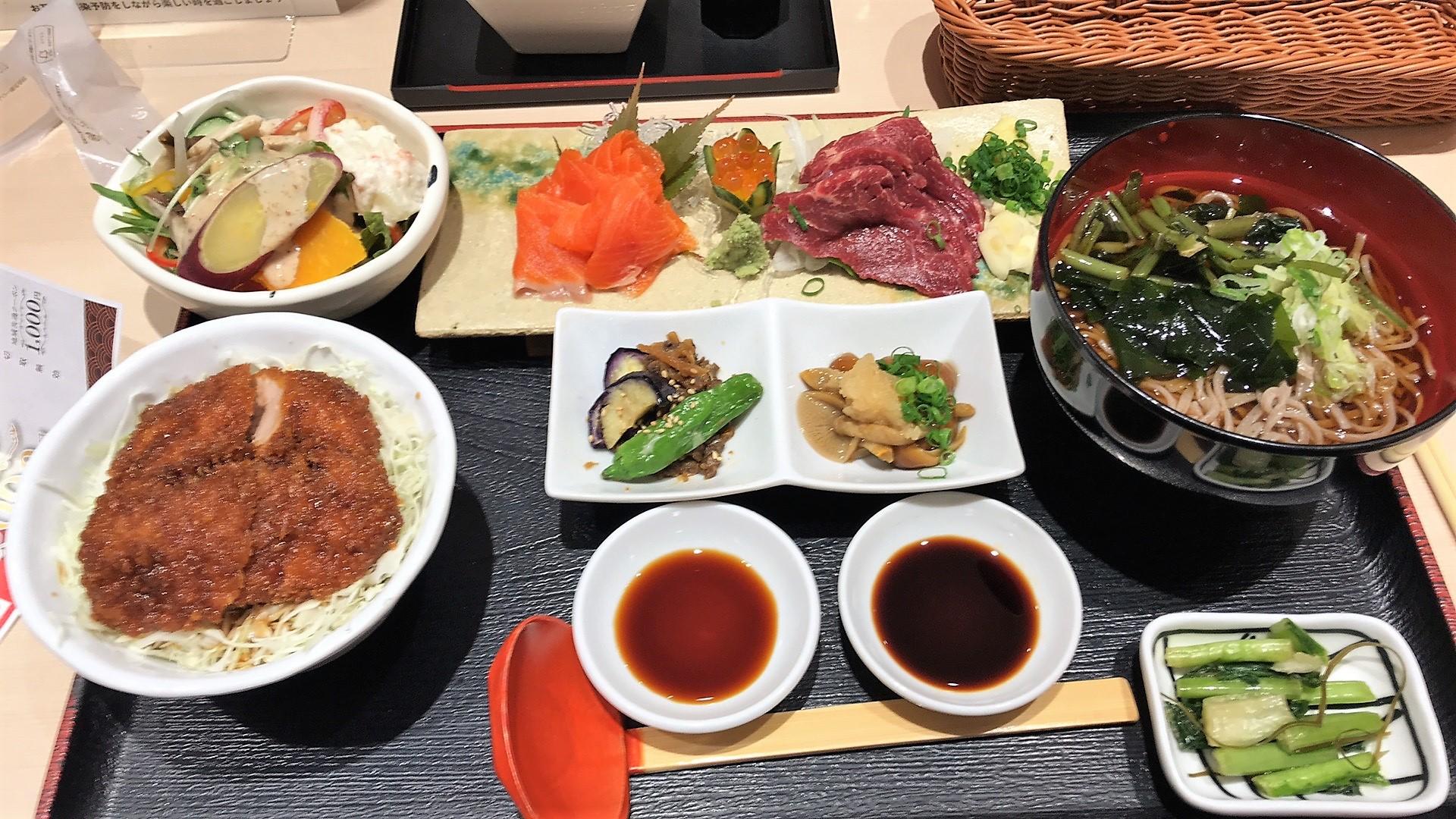 GoToキャンペーン 共通クーポンを使って2,000円のところ、1,000 円になった豪華な夕食