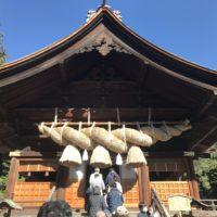 諏訪大社 秋宮 神楽殿