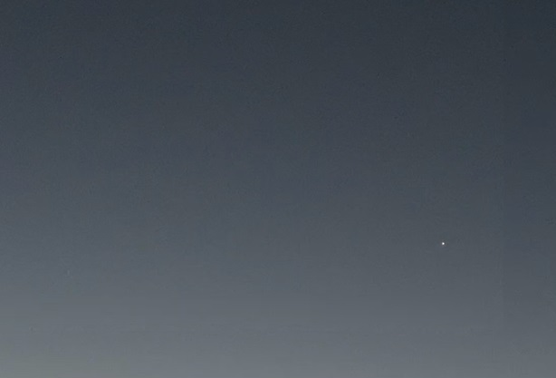 2020年11月26日 UFO映像 4