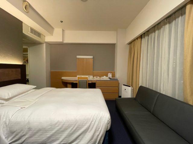 リーガロイヤルホテル大阪の室内
