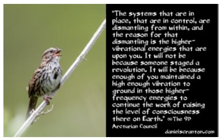 Dismantling Society's Systems of Control