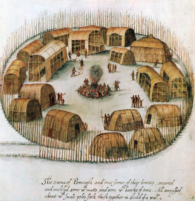 アルゴンキン族(アメリカのネイティブ)