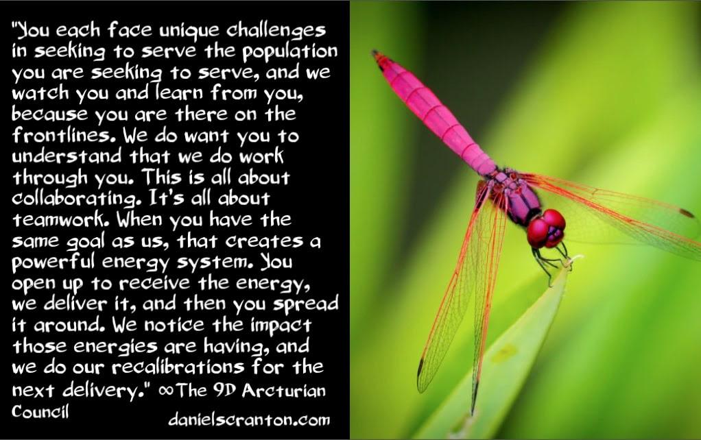 A Powerful Energy System & More Mass Awakenings