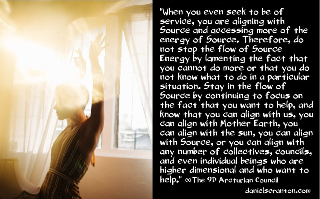 Align with Source & the Forces of Light