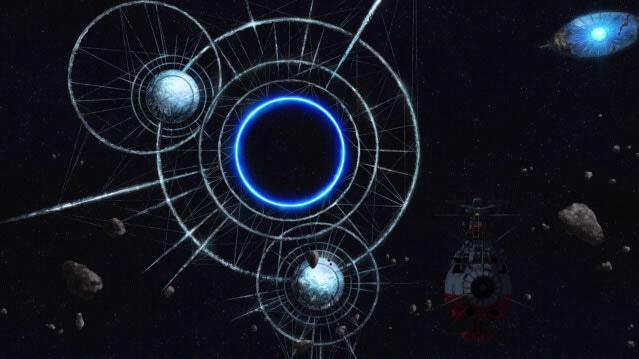 ワームホール_「ポータル」のイメージ図