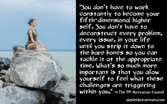 What You Must Face to Become Your Higher Self